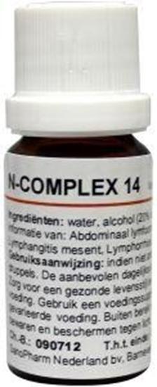 Nosoden N Complex 14 lymphang afbeelding