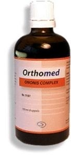 Orthomed Ononis complex afbeelding