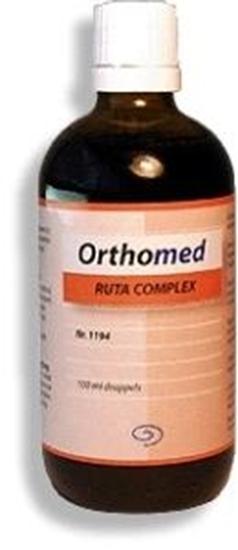 Orthomed Ruta complex afbeelding