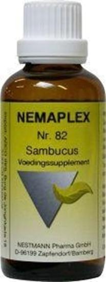 Nestmann Sambucus 82 Nemaplex afbeelding