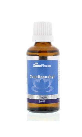 SanoPharm Sano bronchyl afbeelding