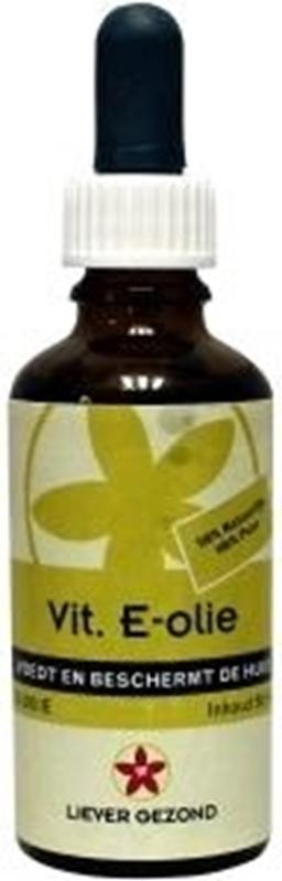 Liever Gezond Vitamine E olie 50000IE afbeelding