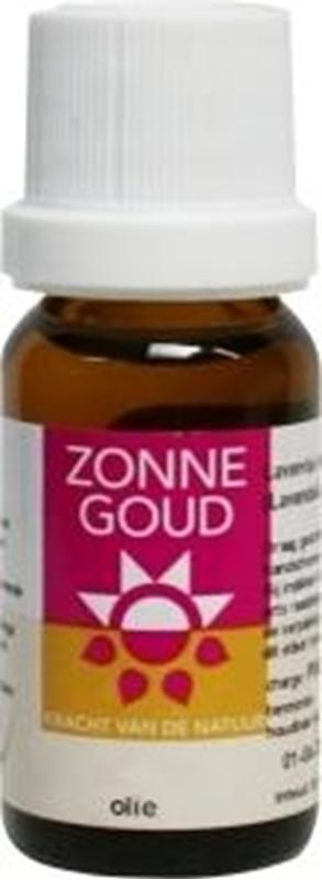Zonnegoud Citronella etherische olie afbeelding