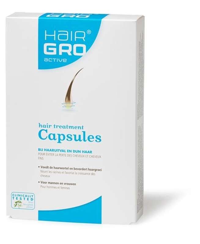 Liberty Health Care HairGro Capsules  afbeelding