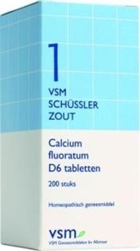 Calcium fluoratum d6