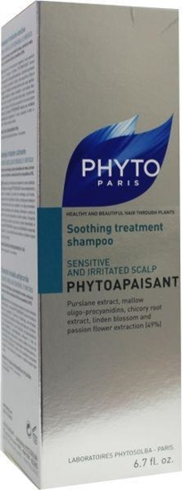 Phyto Paris Phytoapaisant shampoo afbeelding