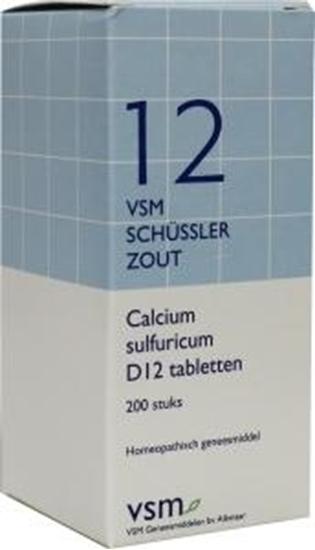 VSM Calcium sulfuricum D12 Schussler 12 afbeelding