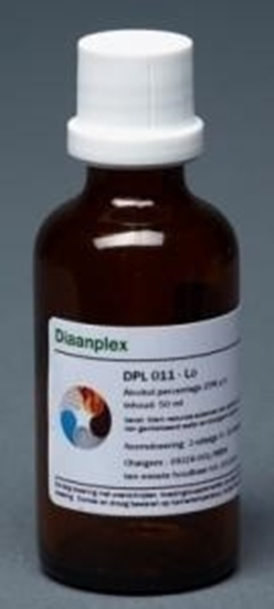 Balance Pharma Diaanplex 10 LE afbeelding