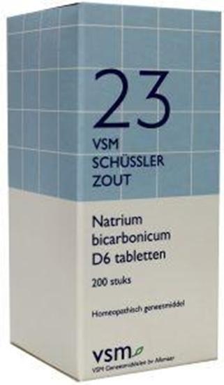 VSM Natrium bicarbonicum D6 Schussler 23 afbeelding