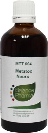 Balance Pharma Metatox ontwenning II neuro 04 afbeelding