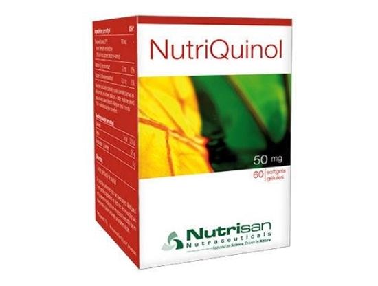 Nutrisan Nutriquinol 50 mg afbeelding