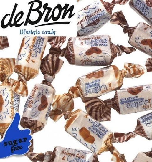 De Bron Caribbean cream toffee suikervrij afbeelding