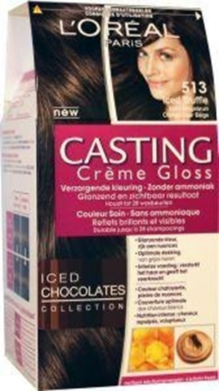 LOreal Casting creme gloss 513 Iced truffle afbeelding