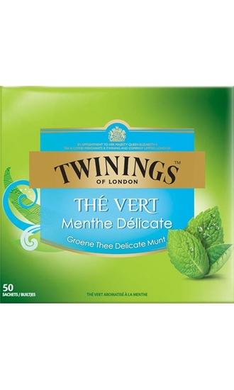 Twinings Green mint afbeelding