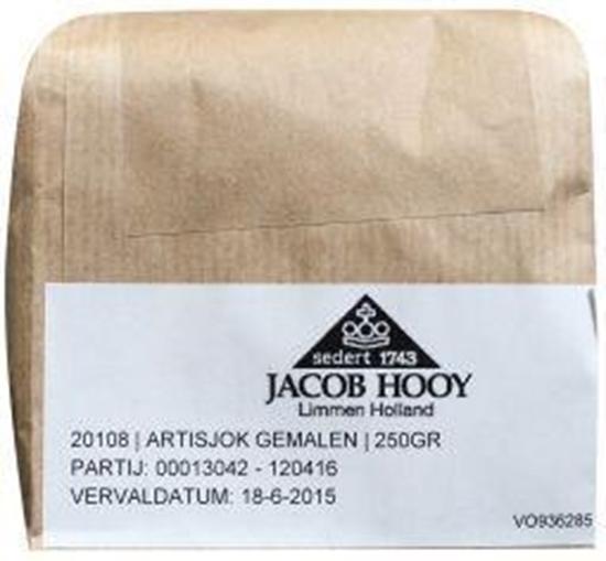 Jacob Hooy Artisjok gemalen afbeelding
