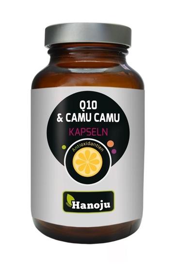 Hanoju Camu camu + Q10 230 mg afbeelding