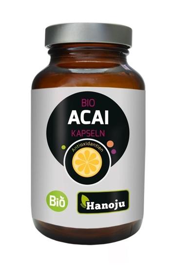 Hanoju Bio acai extract 500 mg afbeelding