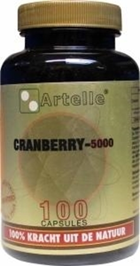 Artelle Cranberry 5000 mg afbeelding