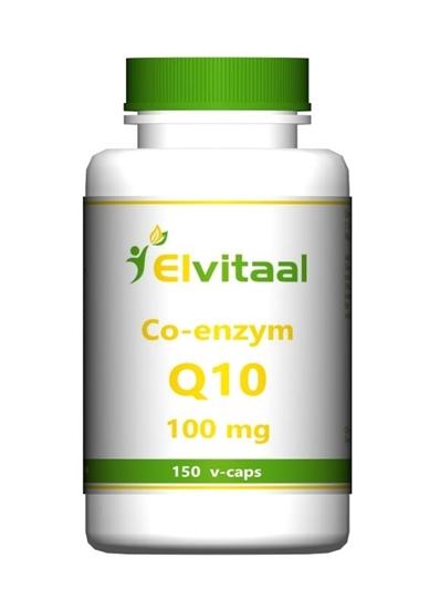 Elvitaal Co-enzym Q10 100 mg afbeelding