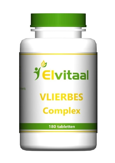 Elvitaal Vlierbes complex afbeelding