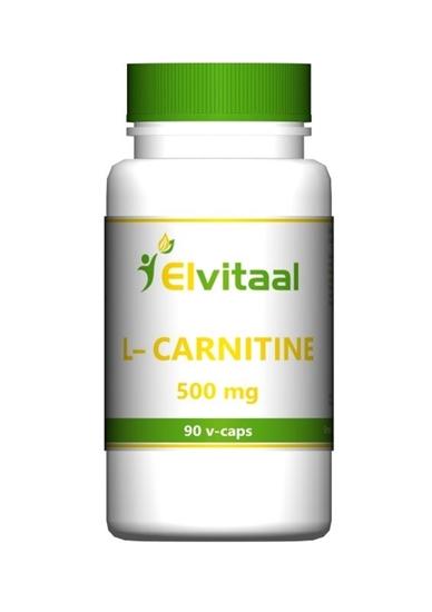 Elvitaal L-Carnitine afbeelding
