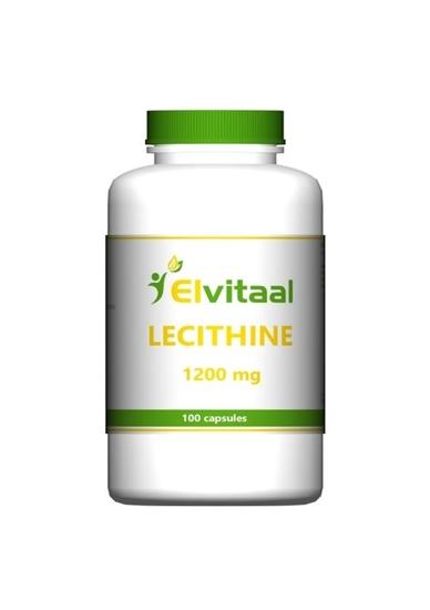 Elvitaal Lecithine 1200 afbeelding