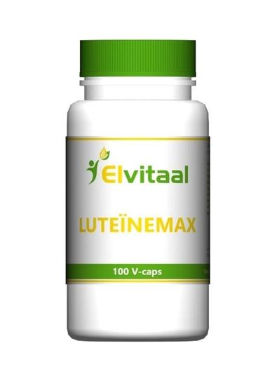 Elvitaal Luteinemax afbeelding