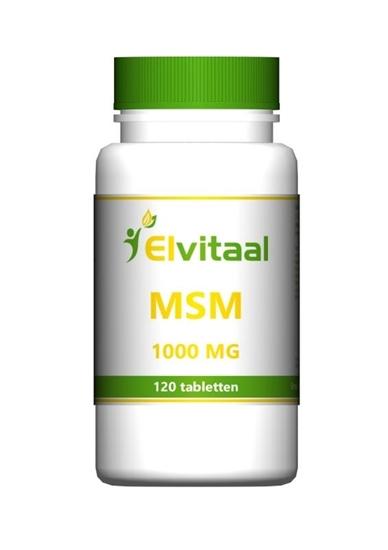 Elvitaal MSM 1000 mg afbeelding