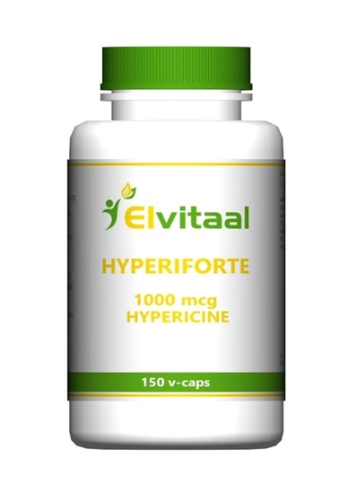 Elvitaal Hyperiforte hypericine afbeelding