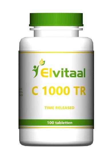 Elvitaal Vitamine C1000 time released afbeelding