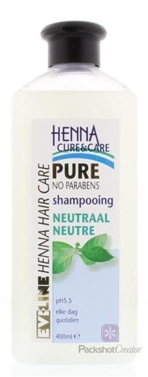 Henna Cure & Care Shampoo pure neutraal afbeelding