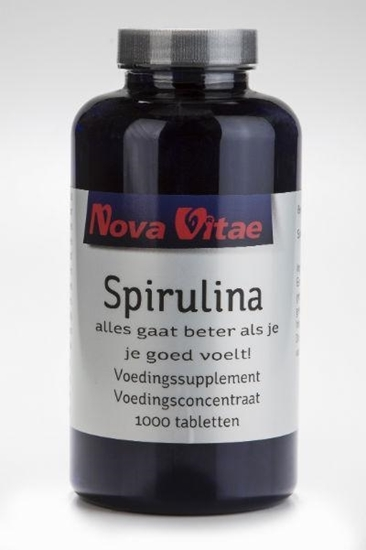 Nova Vitae Spirulina afbeelding