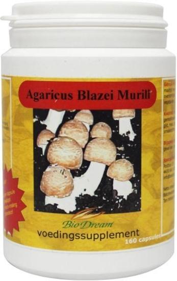 Biodream Agaricus blazei muril afbeelding