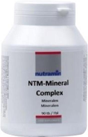Nutramin NTM Mineral complex afbeelding