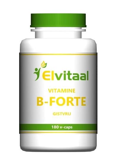 Elvitaal Vitamine B-forte gistvrij afbeelding