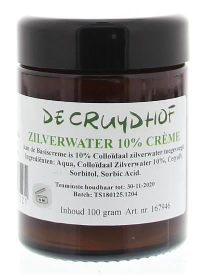 Cruydhof Zilverwater creme 10% afbeelding