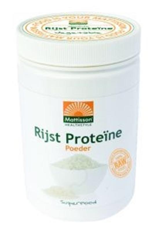 Mattisson Healthstyle Absolute Rijst Proteïne Poeder  afbeelding