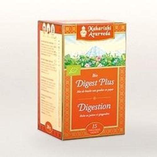 Maharishi Ayurv Digest plus thee bio afbeelding