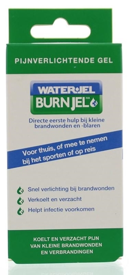 Waterjel Burn jel / verkoelingsgel afbeelding