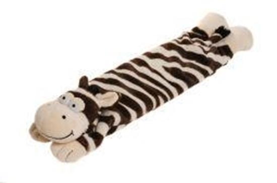 Warmies Hot pak zebra lavendel afbeelding