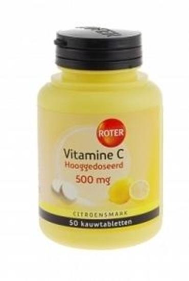 Roter Vitamine C 500 mg citroen afbeelding