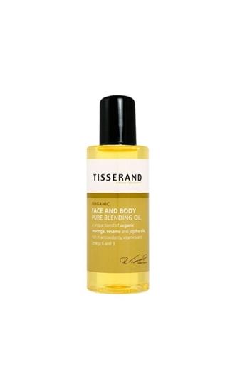 Tisserand Face & body organic basisolie afbeelding