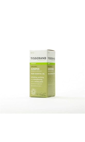 Tisserand Juniper organic afbeelding