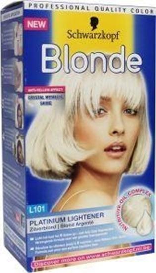 Schwarzkopf Blonde intensive blond silverblond afbeelding