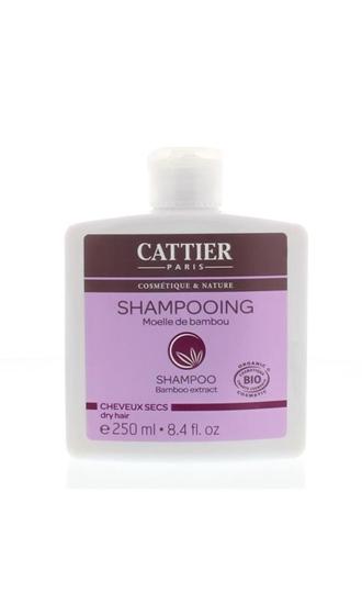 Cattier Shampoo droog haar bamboe afbeelding