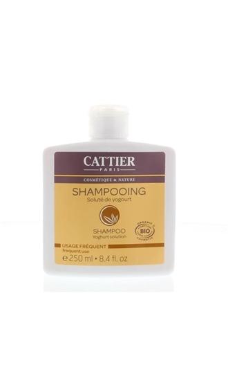 Cattier Shampoo dagelijks yoghurt afbeelding
