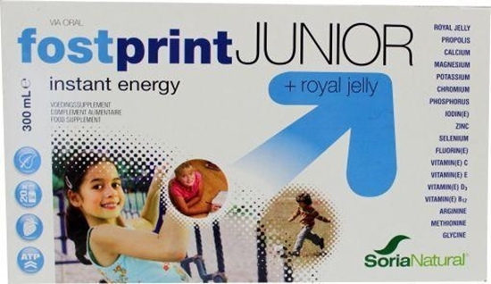 Soria Fost print junior 20 x 15 ml afbeelding