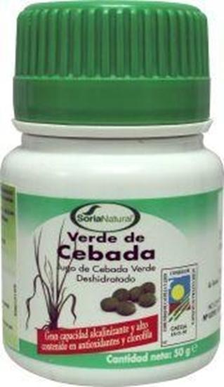 Soria Verde de cebada afbeelding