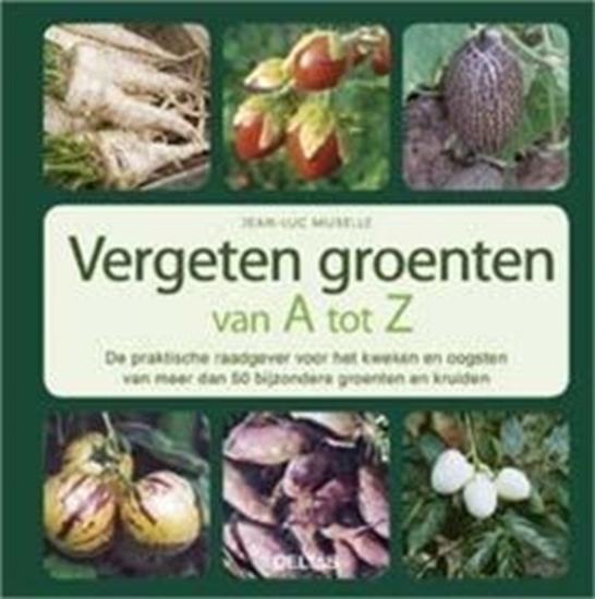 Deltas Vergeten groenten van A tot Z afbeelding