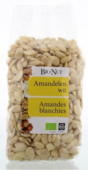 Bionut Amandelen wit afbeelding